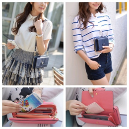 [Best Sale Item]Women Lady Cowhide Leather Zipper Mini Shoulder Bag/Handbag/Cross Body Bag Fashionable item