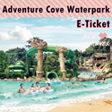 【New Travel-Qoo10 Best Deal】Adventure Cove Waterpark Sentosa (Senior/Adult/Child) E-Ticket 水上探险乐园电子票