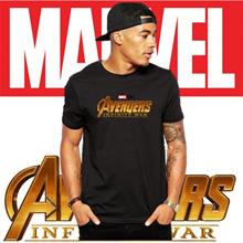【New Arrivals】☆ Superheroes Marvel DC Avengers ☆ T Shirt  Spiderman Superman Batman Iron man Tee Top