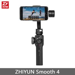 ZHIYUN SMOOTH 4 지윤텍 스무스4  스마트폰 3축 짐벌  관부가세 포함가 ★무료배송