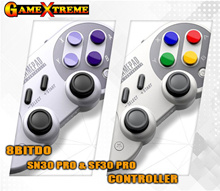 8BITDO SF30 PRO SN30 PRO Wireless Bluetooth Gamepad for Switch PC Android Devices