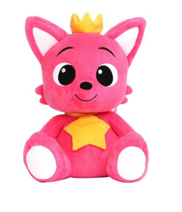 ◆LARGE SIZE◀Pinkfong▶ Pinkfong CUTE doll★ 60cm / KOREA KIDS GIFT BEST.1 SHARK FAMILY