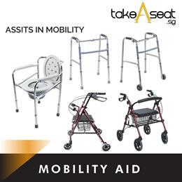 Adult Walker rollator roller with wheel option + medical supply + elder care