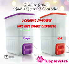SG Seller*Authentic Tupperware Rice Smart Dispenser/Turpo Chopper/Present/BirthdayGift/House Warming