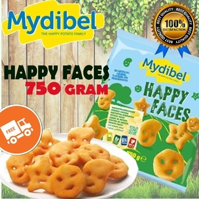 HAPPY FACE 750GR