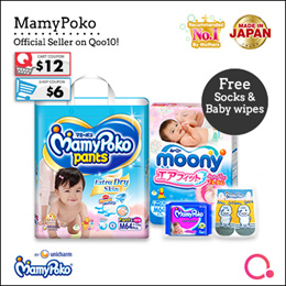 acdbbaa3d ONLY OFFICIAL MAMYPOKO ON QOO10! Free gifts while stocks