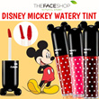 Get 2pcs!!! [THE FACE SHOP] Disney collaboration Watery Tint ★ Disney Mickey Limited Edition ★