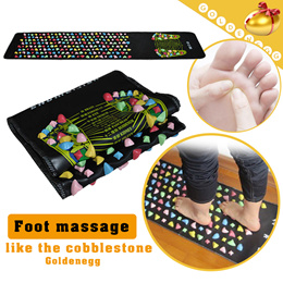Cobblestone massage at home▶Foot Acupressure Mat◀ GDD GDE - No need to go outside use it any time you feel you want it - healthy care