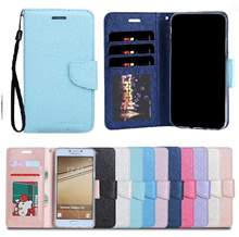 Huawei P20/P20 Lite/P20 Pro Silk protection leather case cover