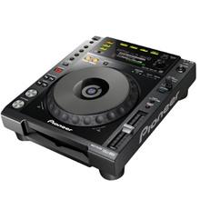 CD player for Pioneer DJ Black CDJ-850-K