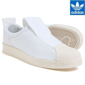 la meilleure attitude 42031 22065 [Authentic] Adidas Superstar BW 35 Slip on W (BY 2949)