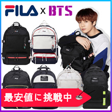 [FILA] T-PACK, S-LINK, B-FORCE New School Bag Backpack BTS Season / 100% Authentic