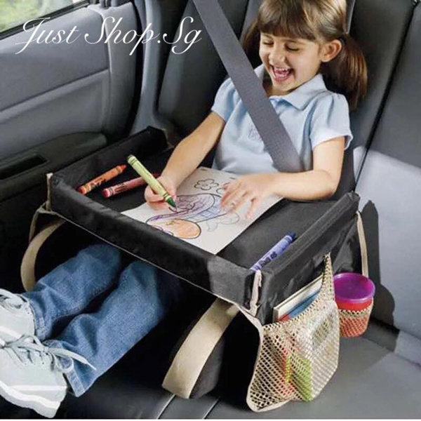 Local Deal! Kids Car Travel Activity Tray Deals for only S$39.9 instead of S$0