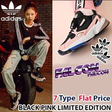 [ADIDAS ORIGINALS] ♥ FALCON X BLACKPINK♥ 7 Type Couple Sneakes / ♥Qoo10 Exclusive Limited Edition♥