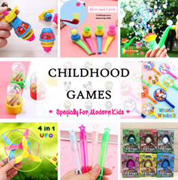 💖 Kids Childhood Games Party Goodie Bag / Bubbles Gyro/ Stickers Mosquito Patch/ Wallet/ Magnet 💖
