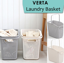 #VERTA-LAUNDRY BASKET/ Laundry Basket / Organize for clothes/Large Capacity