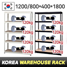 [800*1800] HEAVY DUTY★Boltless Rack★Made in KOREA★No bolts★Easy assembly★Warehouse