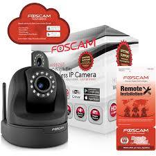 Foscam[Foscam]FI9826 WIFI Wireless HD 1 3MP Optical Zoom Pan/Tilt IP Camera  - ( SG 2 year warranty )