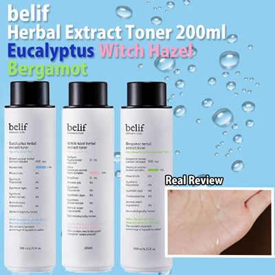 Witch Hazel Herbal Extract Toner by belif #16