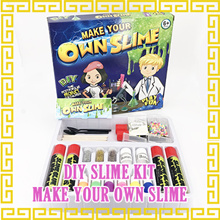 DIY SLIME Kit Science/Children Art and Craft/toddler/child/EVA/art/sticker/sand art/Play Doh