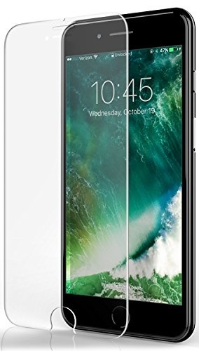 low priced 89288 3051d iPhone 7 Screen Protector, Caseology [Tempered Glass] Scratch Proof HD  Ultra Clear [1 Pack] for Appl