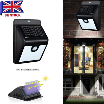 Grand Innovation Forever LED Light- Motion Activated Outdoor Lights