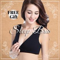 [EugeneSella] NURSING SLEEP BRA /Cotton/Microfibre/Bamboo