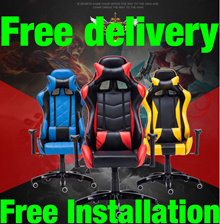 4D GAMING CHAIR * Secretlab Throne Inspired * Racer Seat Chair * high back boss chair * table