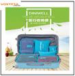 TRAVELLING TIME!!! - 6pcs SET MONOPOLY Multipurpose Travel Organizer Bag - Local Seller / Fast Shipping