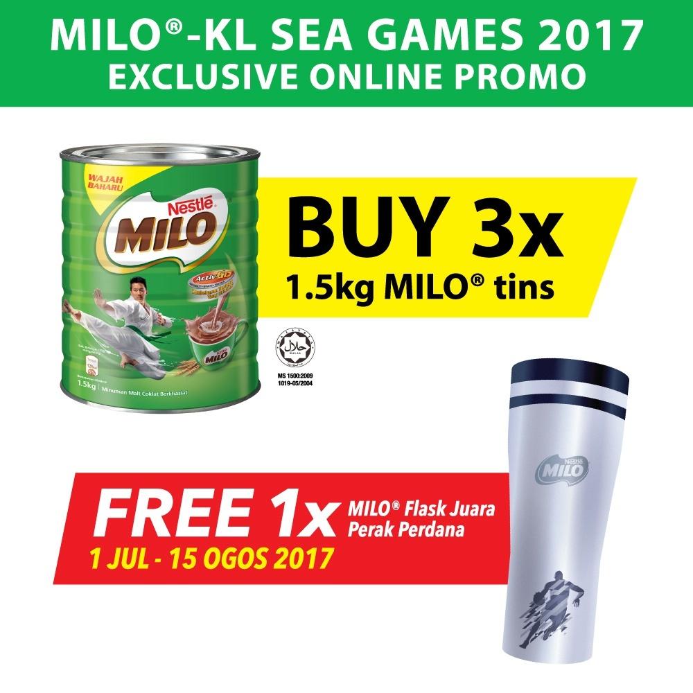 NESTLE MILO ACTIV-GO CHOCOLATE MALT POWDER Tin 1.5kg | Lazada -. Source