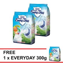NESTLE EVERYDAY Milk Powder 1kg Buy 2 FREE EVERYDAY  300g