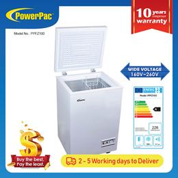 PowerPac 100L Chest Freezer CFC Free (PPFZ100)