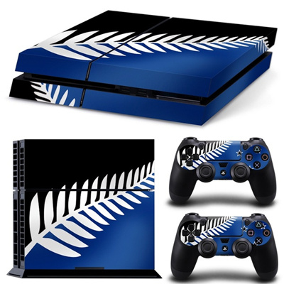 Fashion Cool Vinyl Digital Print Sticker Covers Skins Decal Set for PS4  Playstation 4 Console Contro