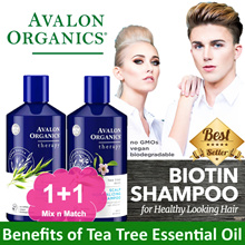 ⚡️ GSS SALE: Save 70% ! ⚡️ AVALON ORGANICS THERAPY Shampoo and Conditioners.