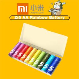 Xiaomi Zi5 AA Rainbow Batteries (10 Pieces)