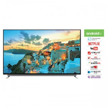 TOSHIBA 55&quot  UHD 4K WITH ANDROID TV 55U7750VM
