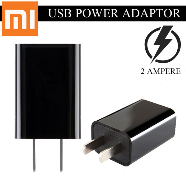 XiaoMi Original 2A Travel Charger Adapter Deals for only Rp29.900 instead of Rp29.900