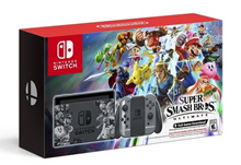[Make $479.90][9-11 Nov Only]Nintendo Switch Console System Bundle w/ Super Smash Bros. Ultimate // 07 Dec Launch // Local Set