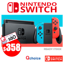 ★READY STOCK★ Authentic★★BEST GAME Machine★ Nintendo Switch Console Super Bundle 1 year warranty!!