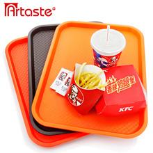 KFC tray rectangular plastic Tea Cup tray Hotel Continental dining room utensils