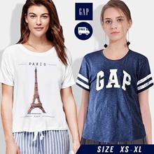 Women T-shirt Short Sleeve_Printed T-shirt_XS-XL_Fashion and Apparel