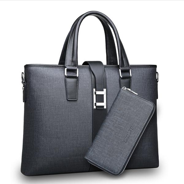 459d5ac61b47 Buy Man bag handbags men s casual men s shoulder bag Messenger bag  Briefcase laptop bag business men bag Deals for only S$37.76 instead of  S$37.76