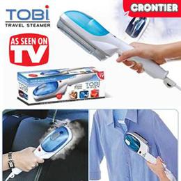 [CRONTIER]Tobi Inns Steam Iron Multi Function Portable Cloths Steamer Philippines☆Steam Iron Tobi
