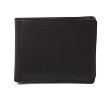 Tumi purse TUMI fold wallet / global REMOVABLE CHAMBERS 012635D black