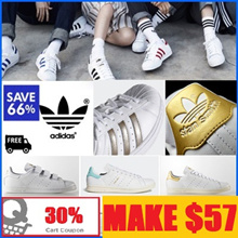 [ADIDAS] 46 Type shoes collection / running shoes / women / men / Qprime