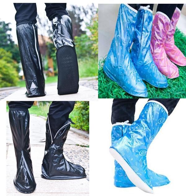 Jas Hujan Sepatu PVC / RAIN COVER SHOES PVC Deals for only Rp65.000 instead of Rp65.000
