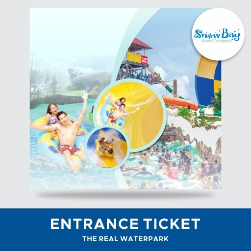 [WATERPARK] SnowBay/ 50% Off Tiket Masuk SnowBay TMII/ Weekend/ Weekday/ Libur/ All Day Deals for only Rp84.000 instead of Rp84.000