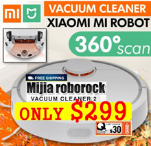 ⭐LOCAL SHIPPING!⭐ ★ XIAOMI MI ROBOT ★ SINGAPORE WARRANTY ★| USE YOUR COUPON HERE Best Deals