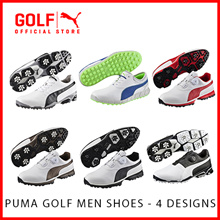 Puma Golf Men Shoe - 4 Designs and Many Colours - 70% Off For Limited Time
