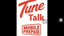 Tune Talk RM2.50 Credit Transfer